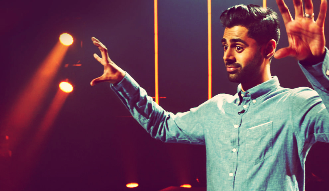 [Comedia] Hasan Minhaj – Homecoming King