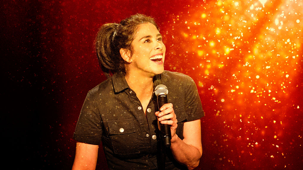 [comedia] Sarah Silverman – A Speck of Dust